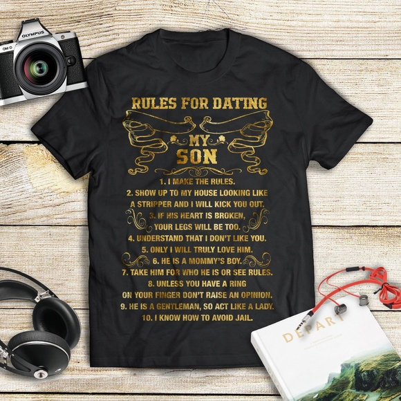 10 rules of dating my son